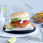 You can't beat a good burger on a Friday night! The key ingredients that make these Ultimate Fish Burgers taste like the real deal are plenty of aioli sauce and crisp, crunchy lettuce!