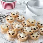 Christmas mince pies.
