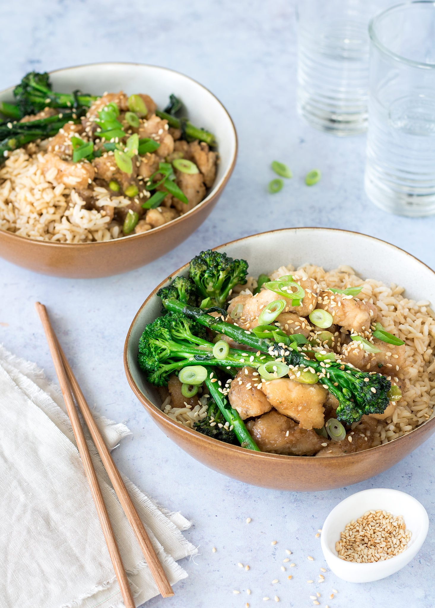 Miso paste adds a delicious savoury flavour to this miso chicken stir fry. A quick and easy meal to whip up on a busy weeknight.
